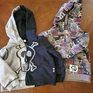Other - Two Hoodies Size 18M